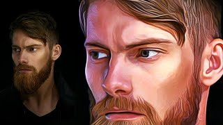 Photo to Oil Painting Effect (Without Oil Filter) - Photoshop Tutorial screenshot 3