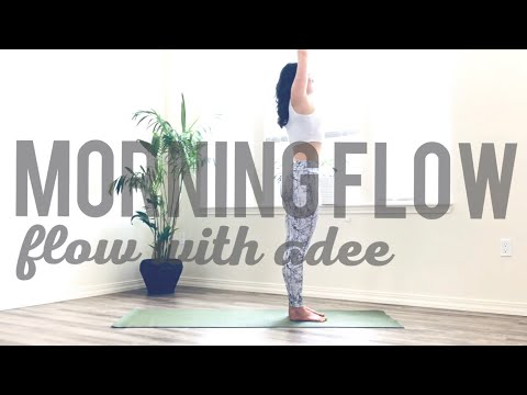 The Perfect Energizing Good Morning Flow!