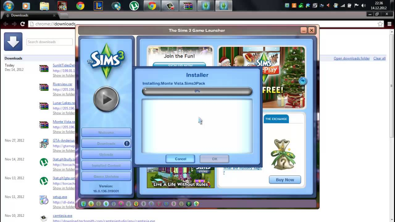 free download the sims 3 full