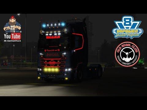 [ETS2 v1.33] Scania Next Gen R & S Addon v3.0 *MegaMod*