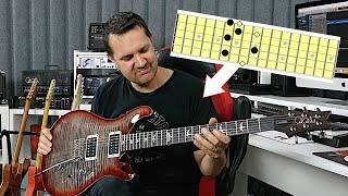 The Guitar Exercise That Makes Music Theory Easy!
