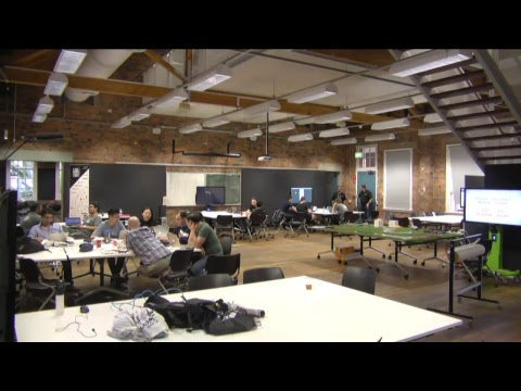 TADHack Global 2017 @ Brisbane on Saturday - Hacker Room