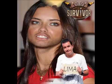 Adriana Lima & Acun Ilıcalı Aşkı...