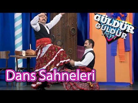 Güldür Güldür Show - En Komik Dans Sahneleri