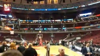 UNITED CENTER CHICAGO BULLS