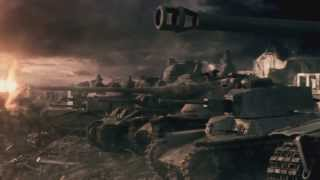 Trailer | Montage World Of Tanks (WOT) |  music video | cinematics and gameplay