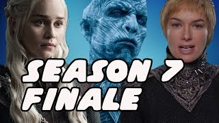 Game Of Thrones Season 7 Episode 7 LEAK -  What Will Happen In The GOT Season 7 Finale!