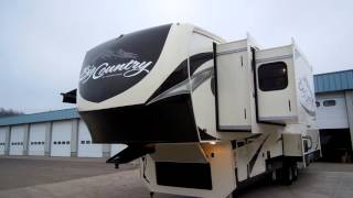 heartland big country 3560ss at couch s rv nation rv wholesalers