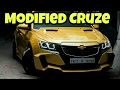 Bumble Bee Inspired Modified Chevrolet Cruze By Modsters Automotive