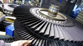 Jet engine turbine blade noise(, 2010-10-21T04:57:36.000Z)