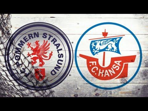 Interviews nach dem Testspiel gegen den FC Pommern Stralsund
