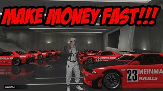 GTA 5 BEST MONEY MAKING DUPLICATION GLITCH WORKING NOW!! XBOX AND PS4/GTA 5 MONEY GLITCH WORKING NOW