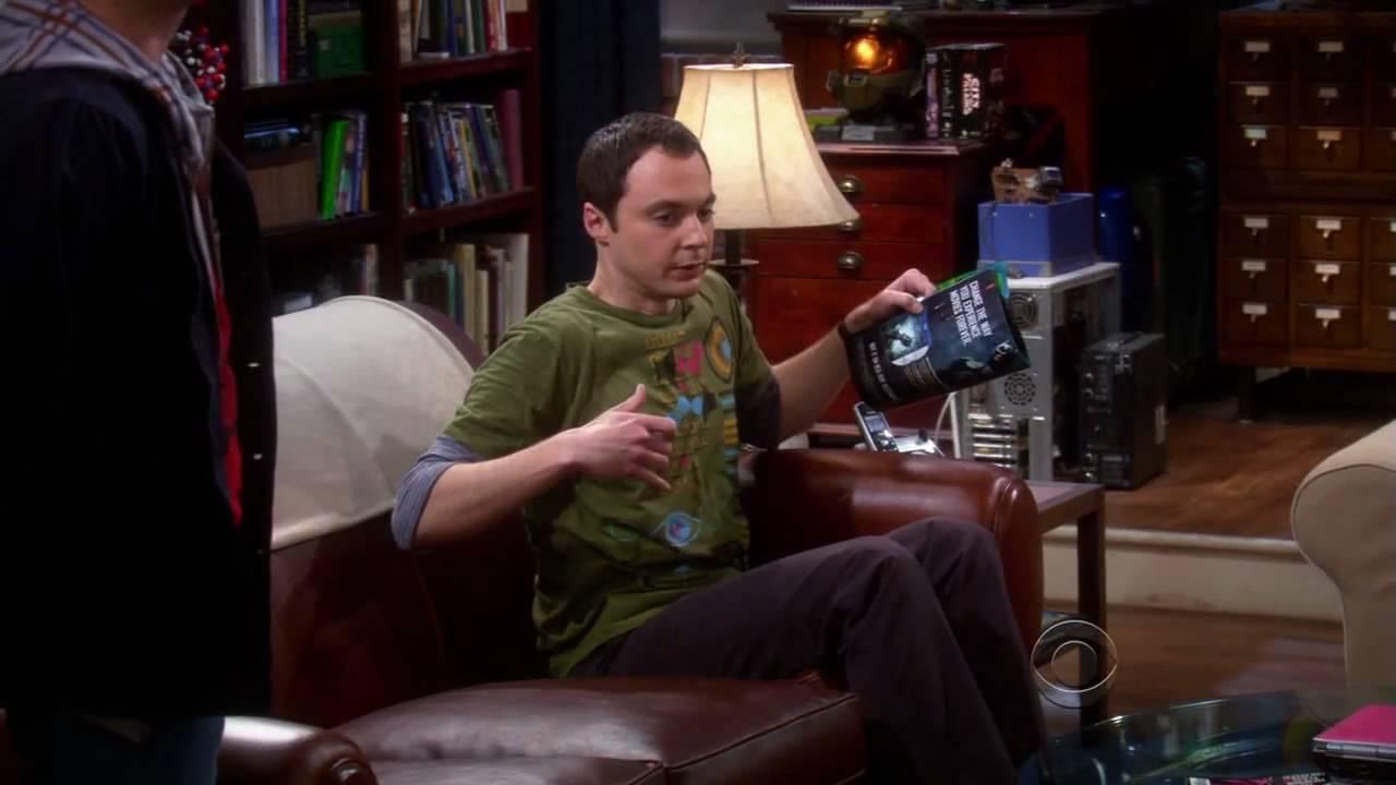 Escena Del Sof 225 The Big Bang Theory Youtube