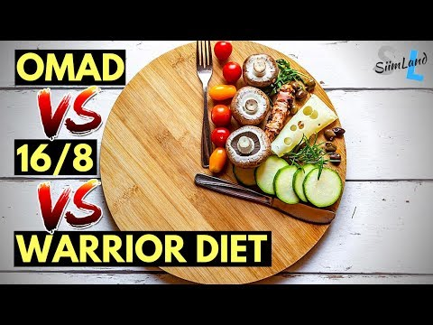 OMAD VS 16/8 Fasting VS Warrior Diet - Which One Is The Best