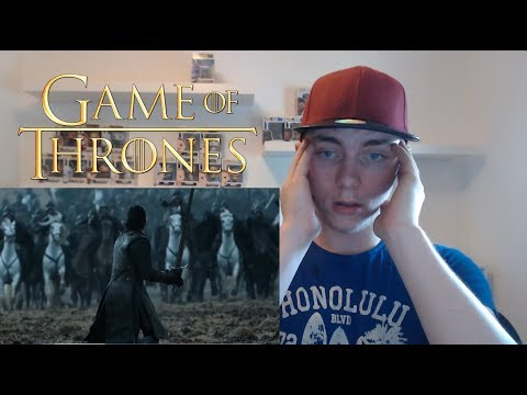 "Game of Thrones 6x9 Reaction ""Battle of the Bastards"""