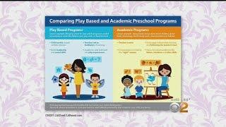 The Fab Mom On 2: Choosing A Preschool