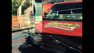 Tim McGraw Tour Bus Steam Cleaning - Fleming's Carpet Cleaning Call today 561-972-5437