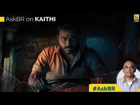 AskBR On Kaithi   Karthi   Lokesh Kanagaraj