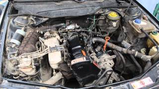 видео Audi 80 показать, все причины поломки плохо заводиться на холодную 1990года выпуска