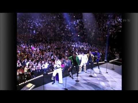 Michael Jackson 30th Anniversary Celebration - Shake Your Body. 1080i HD