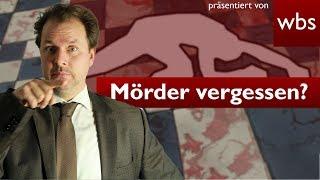 Haben Mörder ein Recht auf Vergessenwerden? | Rechtsanwalt Christian Solmecke