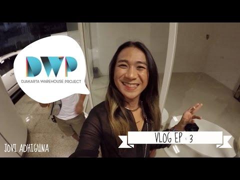 TRAVEL VLOG EP : 3 || DWP 2015 || Jovi Hunter