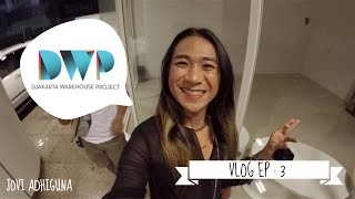 TRAVEL VLOG EP : 3 || DWP 2015 || Jovi Hunter