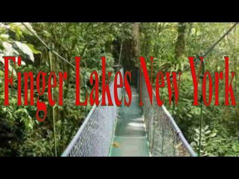 Visiting Finger Lakes, The Finger Lakes Region, Central New York, United States