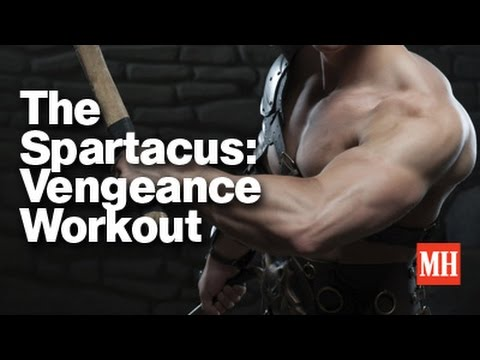 The Spartacus: Vengeance Workout