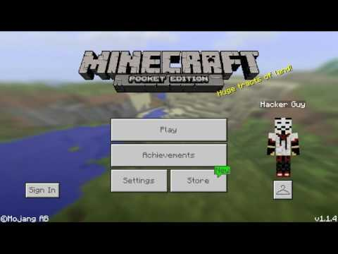 How to hack on Minecraft PE Servers (No CLICKBAIT)