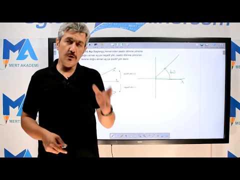 Eğitim10line Ayt Matematik - Trigonometri Konu Anlatımı (Nuri Ahmet Adıyaman)