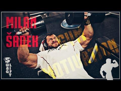 Milan Šádek IFBB PRO - Bodybuilding Motivation