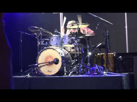 Moritz Müller (The Intersphere) Live Drum Session (Musikmesse 2012)