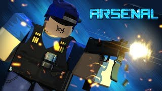 Arsenal Gameplay And Roblox Commentary
