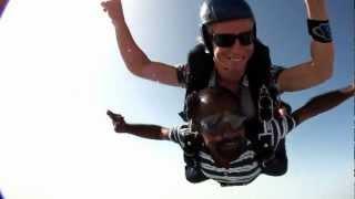 Skydive over Palm Jumeirah, Dubai - Saif