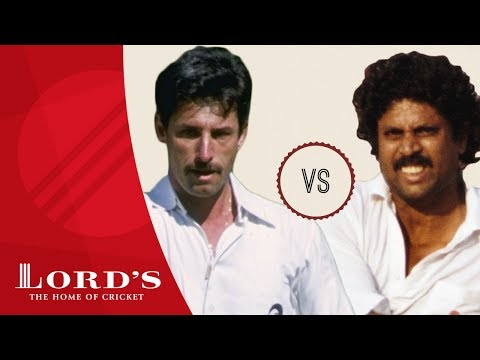 Richard Hadlee vs Kapil Dev | Who's The Greatest?