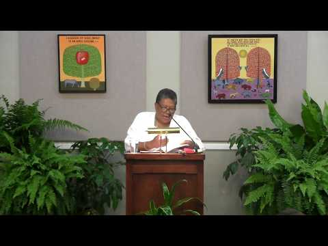 Marilyn Nelson Poetry Reading | Sewanee Writers' Conference
