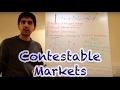 Y2 26) Contestable Markets