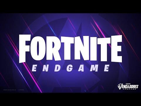 Thanos vuelve a Fortnite con un MTL de los Vengadores: Endgame