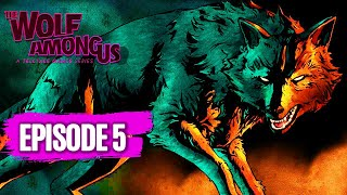 """THE WOLF AMONG US Full Episode 5 """"Cry Wolf"""" 4K UltraHD"""