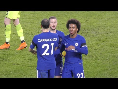 CHELSEA 2-1 CRYSTAL PALACE 10/3/18 GOALS AND HIGHLIGHTS (365 EP10)