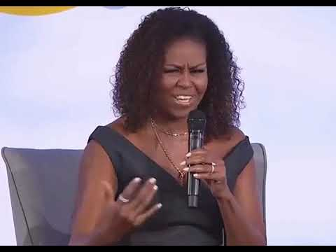 The Conservative Circus with James T. Harris - Michelle Obama Claims 'White Folks' Are 'Afraid' of Black Neighborhoods!