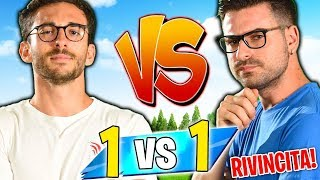 MURRY vs GIAMPYTEK - LA RIVINCITA: 1vs1 su FORTNITE PARCO GIOCHI!