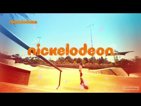 Nickelodeon Greece Continuity June 2017