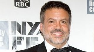 "NYFF51: Michael De Luca | ""Captain Phillips"" Red Carpet"
