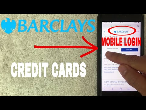 ✅  How To Register Log In Find Password Account Barclays Credit Card Mobile Website 🔴