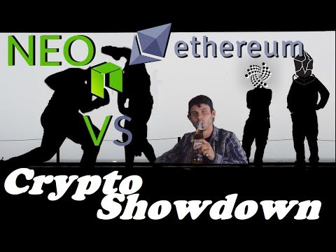 NEO vs Ethereum | Crytpo Showdown 3 | Battle for the Smart Contract World Title