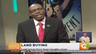 Business Centre: Land Buying