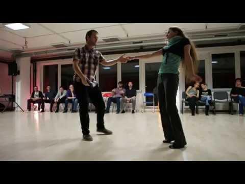 Westie Est  Jack & Jill demo  Varga István & Sramli Krisztina