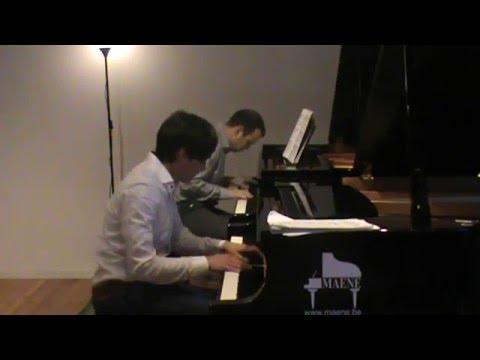 Masterclass Eldar Nebolsin / Rachmaninoff (part 1)